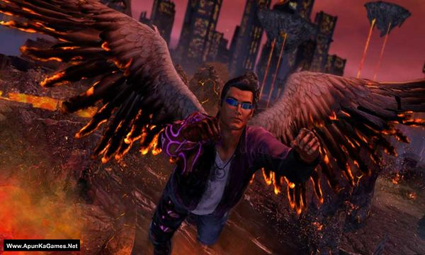 Saints Row: Gat out of Hell Screenshot 3, Full Version, PC Game, Download Free