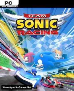 Team Sonic Racing Cover, Poster, Full Version, PC Game, Download Free