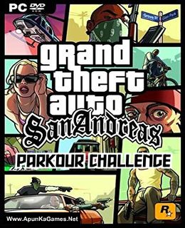 GTA San Andreas Parkour Challenge Mod Mod Cover, Poster, Full Version, PC Game, Download Free