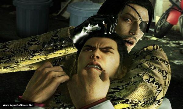 yakuza kiwami 1 Screenshot 3, Full Version, PC Game, Download Free