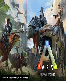 ARK: Survival Evolved Cover, Poster, Full Version, PC Game, Download Free