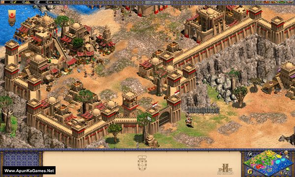 Age of Empires II HD: The African Kingdoms Screenshot 3, Full Version, PC Game, Download Free