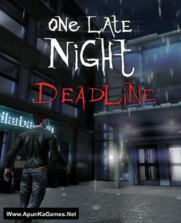 One Late Night: Deadline Cover, Poster, Full Version, PC Game, Download Free