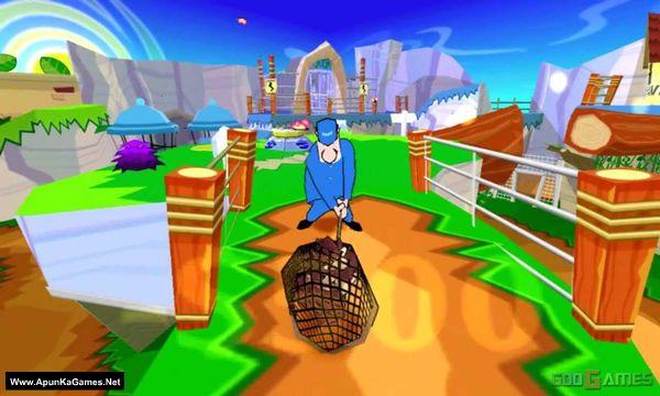 Taz: Wanted Screenshot 1, Full Version, PC Game, Download Free