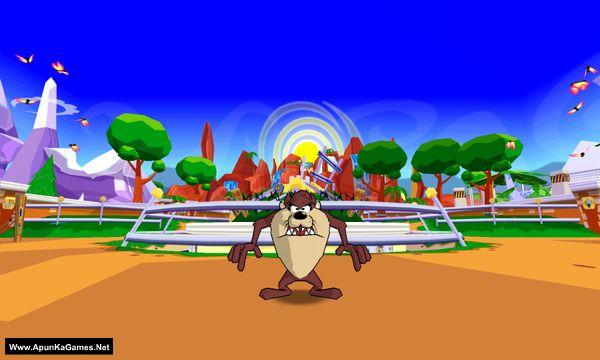 Taz: Wanted Screenshot 3, Full Version, PC Game, Download Free