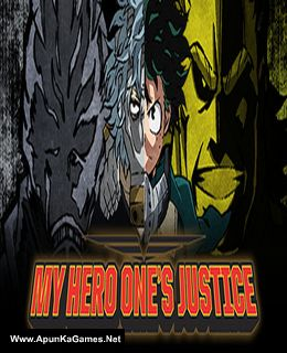 My Hero: One's Justice Cover, Poster, Full Version, PC Game, Download Free