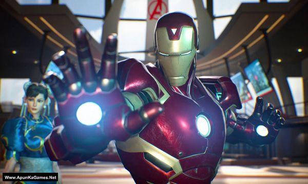 Marvel vs. Capcom: Infinite Deluxe Edition Screenshot 2, Full Version, PC Game, Download Free