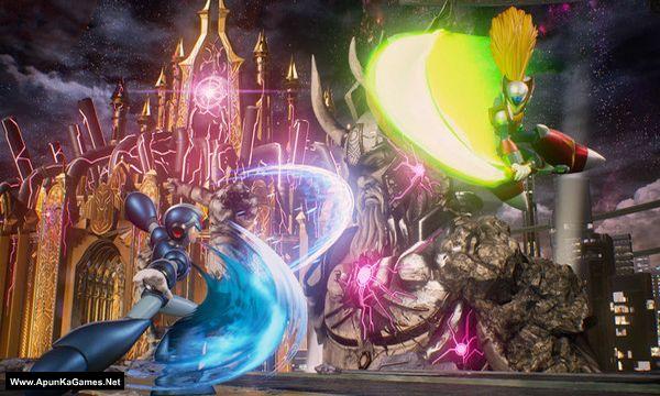 Marvel vs. Capcom: Infinite Deluxe Edition Screenshot 3, Full Version, PC Game, Download Free