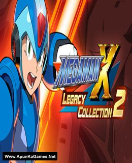 Mega Man X Legacy Collection 2 Cover, Poster, Full Version, PC Game, Download Free
