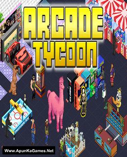 Arcade Tycoon Cover, Poster, Full Version, PC Game, Download Free