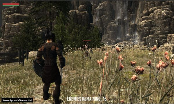 Barbarian Souls Screenshot 1, Full Version, PC Game, Download Free