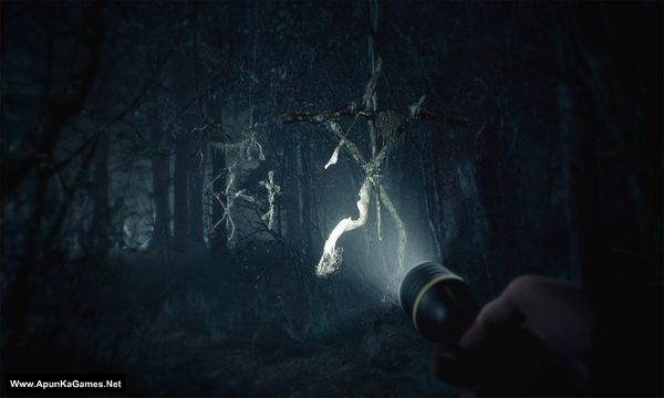 Blair Witch Screenshot 2, Full Version, PC Game, Download Free