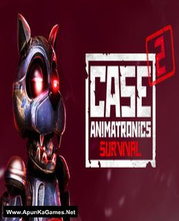 CASE 2: Animatronics Survival Cover, Poster, Full Version, PC Game, Download Free