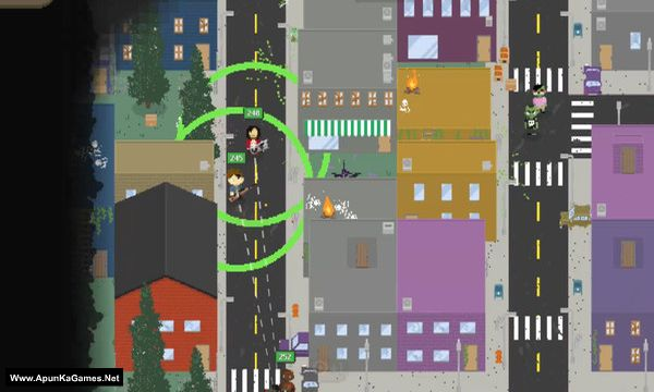 Deadly Days Screenshot 3, Full Version, PC Game, Download Free