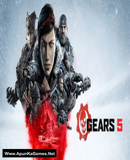 Gears 5 Cover, Poster, Full Version, PC Game, Download Free
