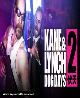 Kane and Lynch 2: Dog Days Cover, Poster, Full Version, PC Game, Download Free