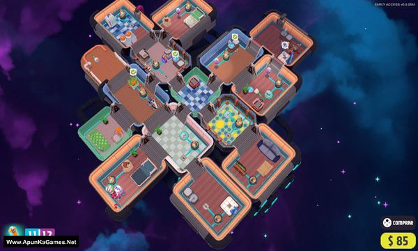 Out of Space Screenshot 2, Full Version, PC Game, Download Free