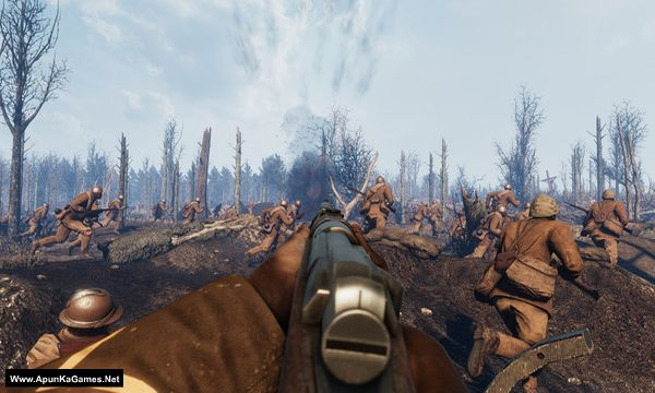 Verdun Screenshot 3, Full Version, PC Game, Download Free