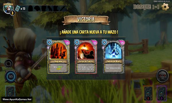 Deck Hunter Screenshot 2, Full Version, PC Game, Download Free
