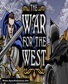 The War for the West Cover, Poster, Full Version, PC Game, Download Free