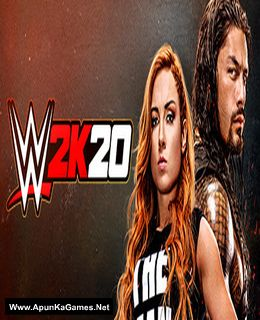 WWE 2K20 Cover, Poster, Full Version, PC Game, Download Free