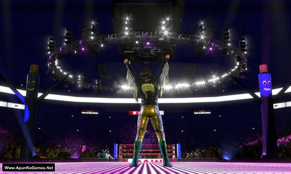 WWE 2K20 Screenshot 2, Full Version, PC Game, Download Free