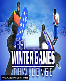 BSL Winter Games Challenge Cover, Poster, Full Version, PC Game, Download Free