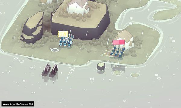 Bad North: Jotunn Edition Screenshot 2, Full Version, PC Game, Download Free