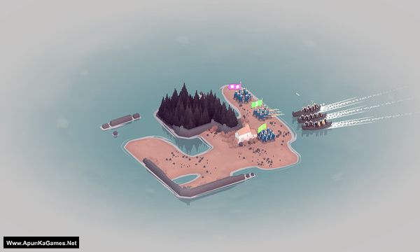 Bad North: Jotunn Edition Screenshot 3, Full Version, PC Game, Download Free