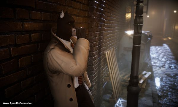 Blacksad: Under the Skin Screenshot 1, Full Version, PC Game, Download Free