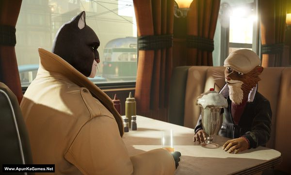 Blacksad: Under the Skin Screenshot 3, Full Version, PC Game, Download Free