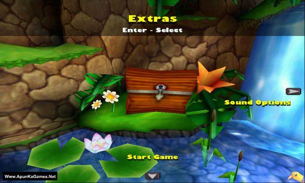Frogger 2: Swampy's Revenge Screenshot 3, Full Version, PC Game, Download Free