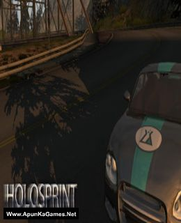 HoloSprint Cover, Poster, Full Version, PC Game, Download Free