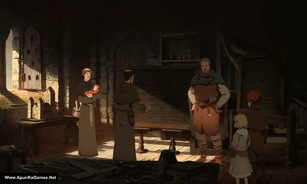 Ken Follett's The Pillars of the Earth Screenshot 3, Full Version, PC Game, Download Free