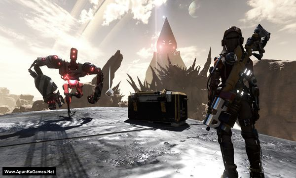 ReCore: Definitive Edition Screenshot 1, Full Version, PC Game, Download Free