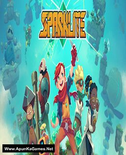 Sparklite Cover, Poster, Full Version, PC Game, Download Free