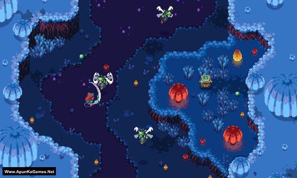 Sparklite Screenshot 1, Full Version, PC Game, Download Free