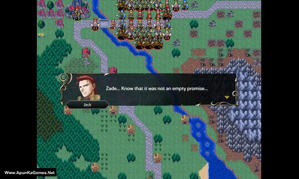 Vestaria Saga I: War of the Scions Screenshot 2, Full Version, PC Game, Download Free