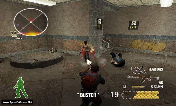 25 to Life Screenshot 2, Full Version, PC Game, Download Free