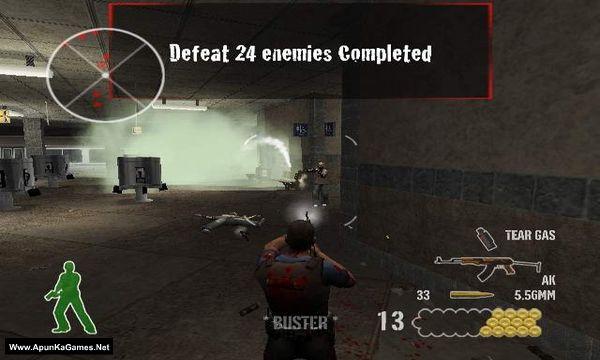 25 to Life Screenshot 3, Full Version, PC Game, Download Free