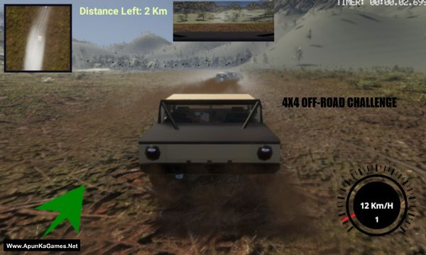 4X4 Off-Road Challenge Screenshot 3, Full Version, PC Game, Download Free