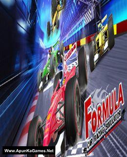 Formula Car Racing Simulator Cover, Poster, Full Version, PC Game, Download Free