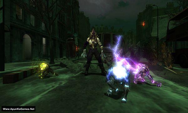 Hellgate: London Screenshot 2, Full Version, PC Game, Download Free