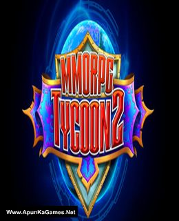 MMORPG Tycoon 2 Cover, Poster, Full Version, PC Game, Download Free