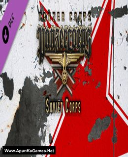 Panzer Corps: Soviet Corps Cover, Poster, Full Version, PC Game, Download Free