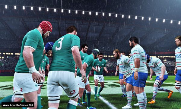 Rugby 20 Screenshot 1, Full Version, PC Game, Download Free