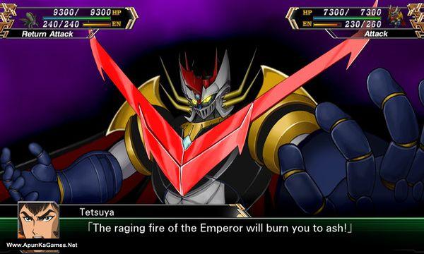 Super Robot Wars V Screenshot 2, Full Version, PC Game, Download Free