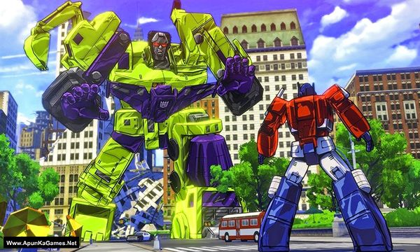 Transformers: Devastation Screenshot 1, Full Version, PC Game, Download Free