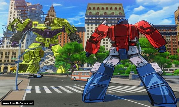 Transformers: Devastation Screenshot 2, Full Version, PC Game, Download Free