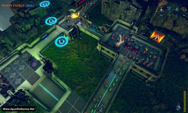 Uifo Defense Hd Screenshot 1, Full Version, PC Game, Download Free
